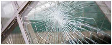 Uxbridge Smashed Glass